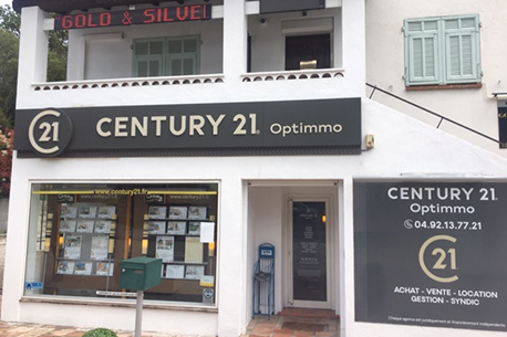 Agence immobilière CENTURY 21 Optimmo, 06800 CAGNES SUR MER